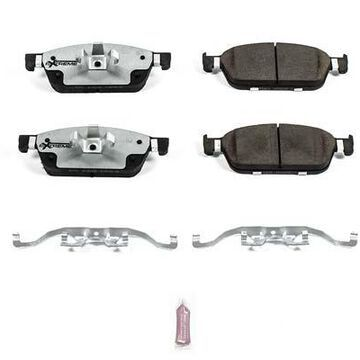2016 Ford Focus Power Stop Z26 Extreme Brake Pads, Front Pads