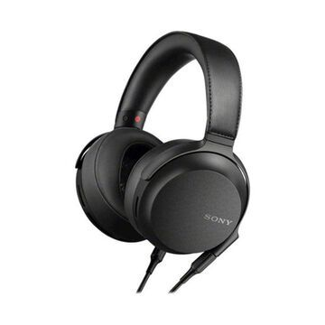 Closed-Back Over-Ear Headphones w/ Detatchable Wired Connection & Extra-large 70mm Liquid Crystal Polymer Diaphragms