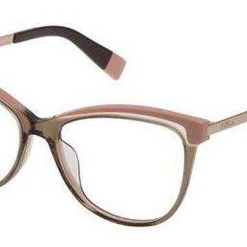 Furla VFU192 0ALV 54 New Women Eyeglasses