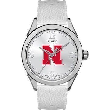 Timex - NCAA Tribute Collection Athena Women's Watch, University of Nebraska Cornhuskers