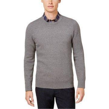 Ryan Seacrest Distinction Mens Heather Pullover Sweater