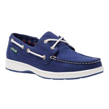 Eastland Chicago Cubs Women's Blue Solstice Boat Shoes