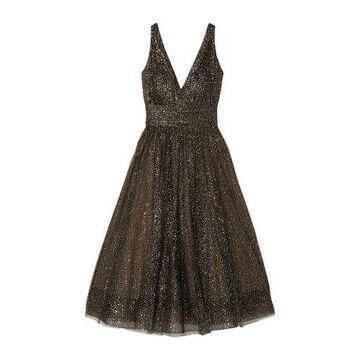 MARCHESA NOTTE Midi dress