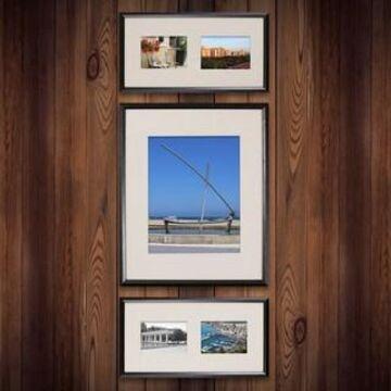 Black 3-Piece Frame Set By Studio Decor