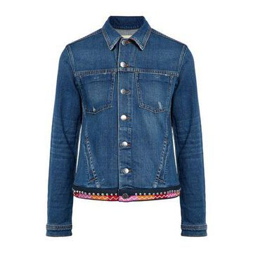 L'AGENCE Denim outerwear