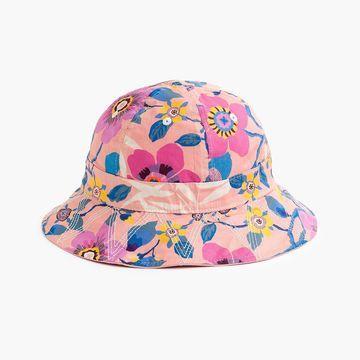 Reversible bucket hat in Liberty& print