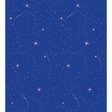 Pacon Fadeless Night Sky Blue Design Roll, 4 Pack