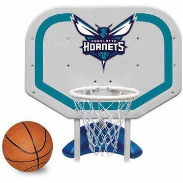 Poolmaster Charlotte Hornets NBA Pro Rebounder-Style Poolside Basketball Game