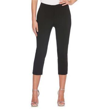 Plus Lightweight Satin Twill Capri