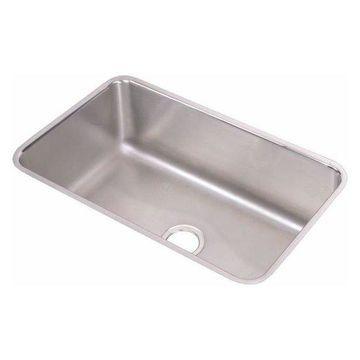 Elkay ELUH281612 Stainless Steel Gourmet Single Basin Utility Sink