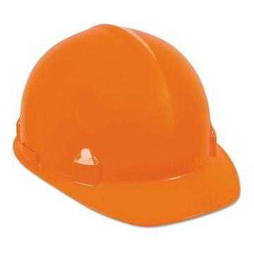 Jackson Safety SC-6 391 HDPE Hard Hats, Size 6 1/2 - 8, HV Orange