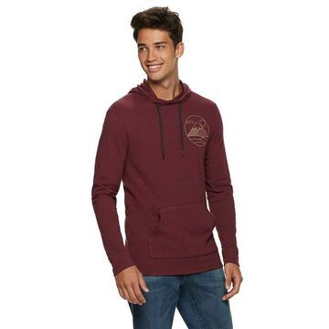 Men's Urban Pipeline Graphic Hooded Tee