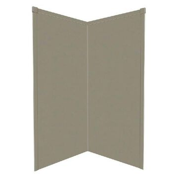 Transolid, Corner Wall, Peppered Sage, 38
