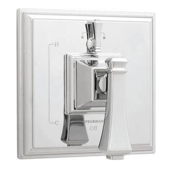 Speakman Rainier Polished Chrome 1-Handle Shower Faucet (Valve Not Included) | CPT-8401-P