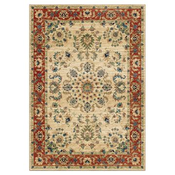 Orian Rugs Twisted Tradition Area Rug