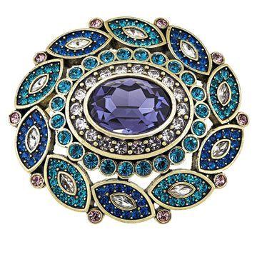 Heidi Daus Enchante Crystal Pin