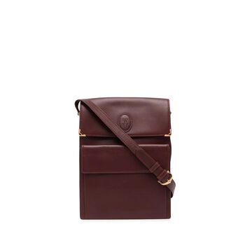 pre-owned Must de Cartier crossbody bag