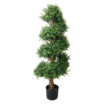 Artificial Boxwood Spiral Tree, 48