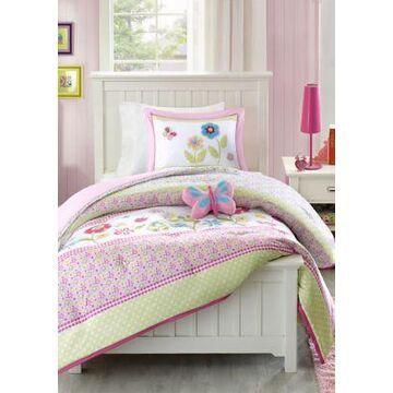 Jla Home Spring Bloom Comforter Set - -