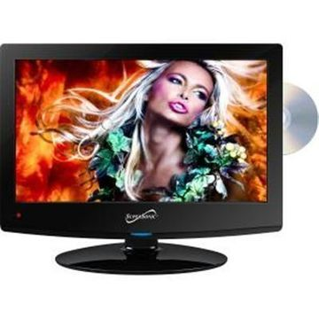 Supersonic 15.6'' Led Tv And Dvd Combination Sscsc1512