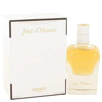 Jour D'Hermes by Hermes Eau De Parfum Spray Refillable 2.87 oz for Women (Package of 2)
