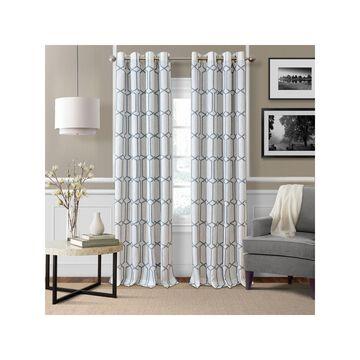 Elrene Kaiden Blackout Curtains Grommet-Top Curtain Panel