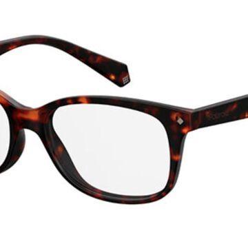 Polaroid PLD D321 086 Womenas Glasses Tortoise Size 51 - Free Lenses - HSA/FSA Insurance - Blue Light Block Available