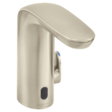 American Standard NextGen Selectronic 0.5 GPM Base Model with SmarTherm Faucet in Brushed Nickel