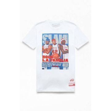 Mitchell & Ness Trio Slam Mag T-Shirt