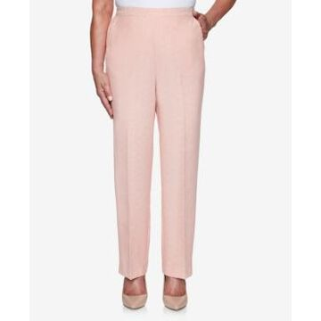 Alfred Dunner Women's Missy Springtime in Paris Proportioned Short Pant
