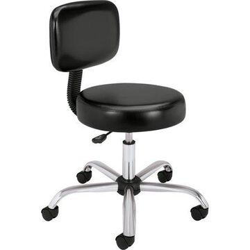 HON Medical Exam Stool, black
