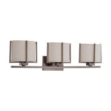 Nuvo Lighting 60/4453 Portia Three Light Bathroom Fixture