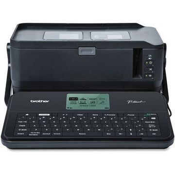 Brother P-Touch PTD800W Commercial/Lite Industrial Portable Label Maker