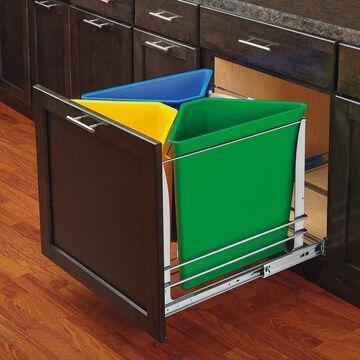 Rev-A-Shelf 5BBSC-WMDM24 Series Recycling Center