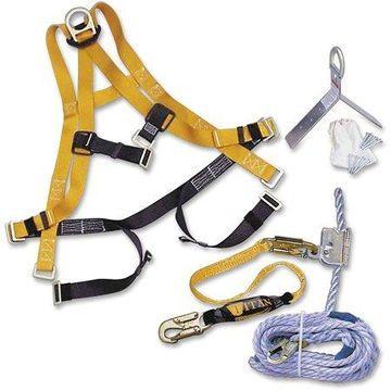 Honeywell, HWLTRK4000U50, Titan Roofing Fall Protection Kit, 1 Each