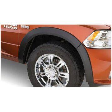 Bushwacker 10-18 Ram 1500 Fleetside OE Style Flares 2pc - Black
