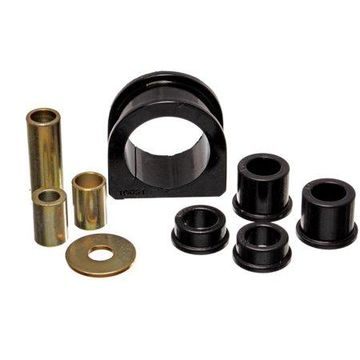 Energy Suspension 06/95-00 Toyota Pickup 4wd Black Front Rack and Pinion Bushing Set
