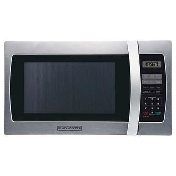 BLACK+DECKER 1.3 cu ft 1000 Watt Microwave Oven