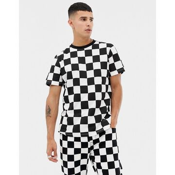 Another Influence Checkerboard T-Shirt