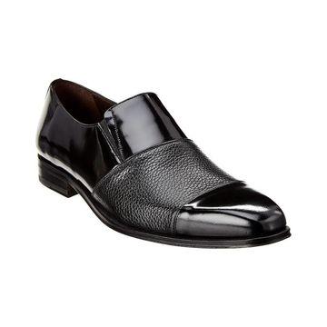 Mezlan Deerskin Leather Loafer