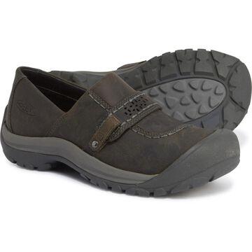 Keen Kaci Full-Grain Shoes - Slip-Ons (For Women)