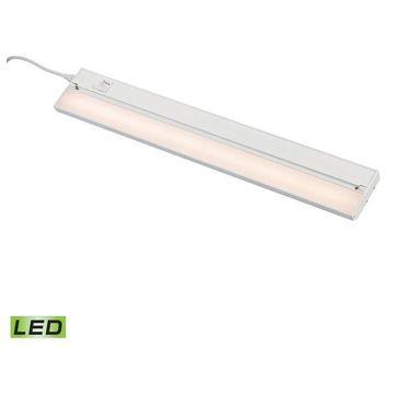 Alico ZeeLED Pro 24-Inch 12 Watt Cabinet Light, White