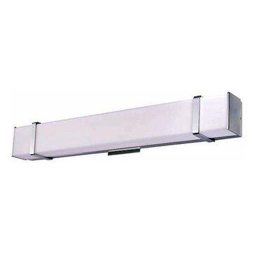 Vaxcel Lighting W0237 Noah 1 Light LED Bath Bar