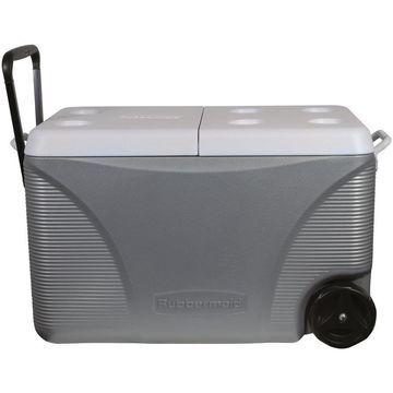 Rubbermaid 60-Quart Wheeled Plastic Chest Cooler