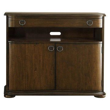 Liberty Cotswold Media Chest, Cinnamon