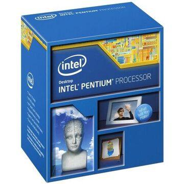Intel BX80646G3240 Intel Pentium G3240 Dual-core (2 Core) 3.10 GHz Processor - Socket H3 LGA-1150 - 512 KB - 3 MB Cache - 5 GT/s DMI - Yes - 22 nm - Intel HD Graphics Graphics - 53 W