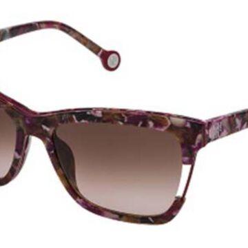 Carolina Herrera SHE752 098W Men's Sunglasses Tortoise Size 56