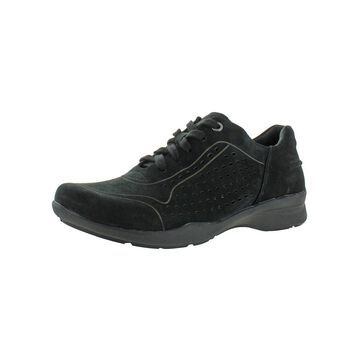 Earth Womens Serval Sneakers Nubuck Relief Pod