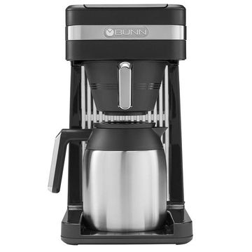 BUNN CSB3T Speed Brew Platinum Thermal 10-Cup Coffee Maker