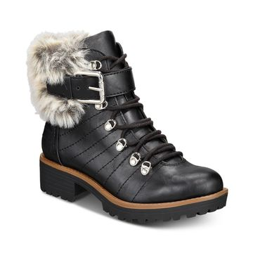 American Rag Womens Jojo Closed Toe Ankle Cold Weather Boots